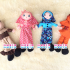 BIG SALE Boneka Muslimah All Variant