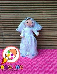 Produsen Boneka Muslimah Wedding Souvenir