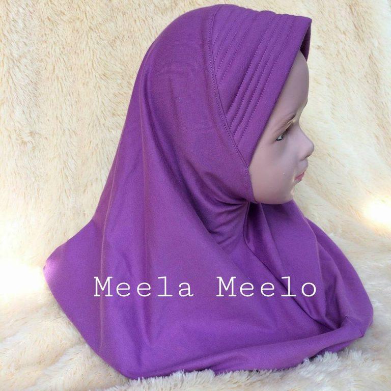 Hijab Anak Muslimah Simpel Pet Yumna