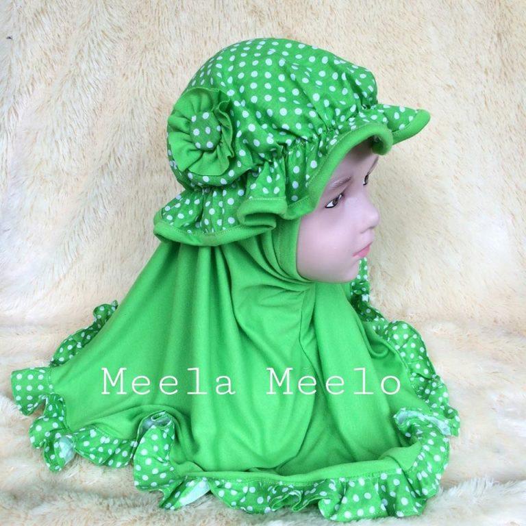 Hijab Meelia Multifungsi Untuk Anak Muslimah
