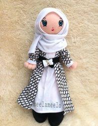 Produsen Souvenir Wisuda Boneka Muslimah