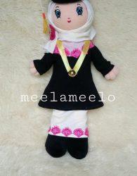 Boneka Muslimah Kado Wisuda Kekinian dan Terlaris