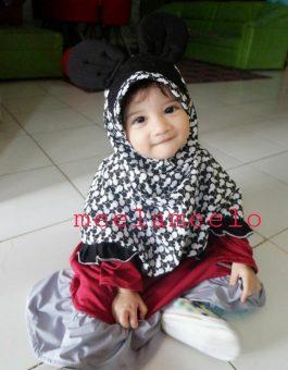 Paket Busana Muslimah Anak Murah dan Kekinian