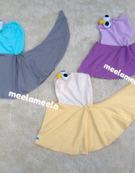 Jilbab Elmo Anak Ready Banyak Warna