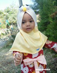 Yuk Ajari Anak Kita Memakai Hijab Sejak Dini Bunda
