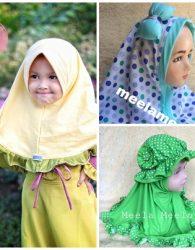 Tips Memilih Hijab Untuk Anak-Anak Yang Direkomendasikan