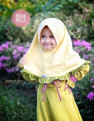 Produk Hijab Anak Terlaris Sepanjang 2018