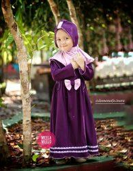 Jual Gamis Anak Muslimah Murah dan Kekinian