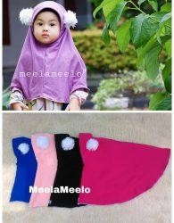 Panduan Memilih Jilbab Stylish Untuk Anak