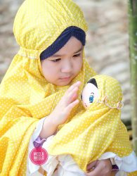 Beli Mukena Gratis Boneka Muslimah Kekinian