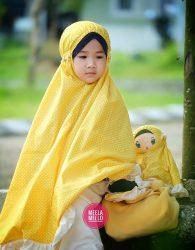 Sale Paket Mukena Anak Free Boneka Muslimah