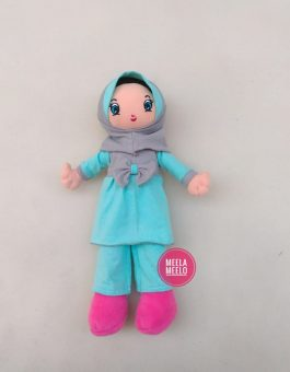 Boneka Anak Muslimah Malika Tosca