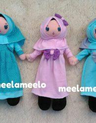 Produsen Boneka Muslimah Kado Ulang Tahun Unik Anak