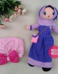 Beli Boneka Muslimah Kekinian FREE Turban