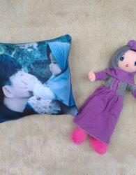 Toko Kado Anak Kekinian Boneka dan Bantal Print