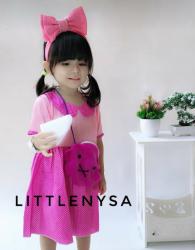 Produsen Dress Anak Kekinian Model Baru 2019
