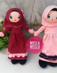 NEW YEAR PROMO Muslimah Doll BUY 1 GET 1 FREE