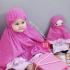 Sale Paket Mukena Anak dan Boneka Muslimah