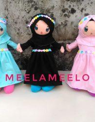 WELCOME NEW RESELLER Produsen Boneka Muslimah Jogja