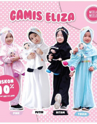 Special Discount 10% Gamis Eliza All Variants