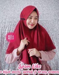 Give Away Jilbab Muslimah Dewasa