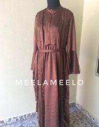Launching New Product Gamis Jamilah Tulle Mutiara