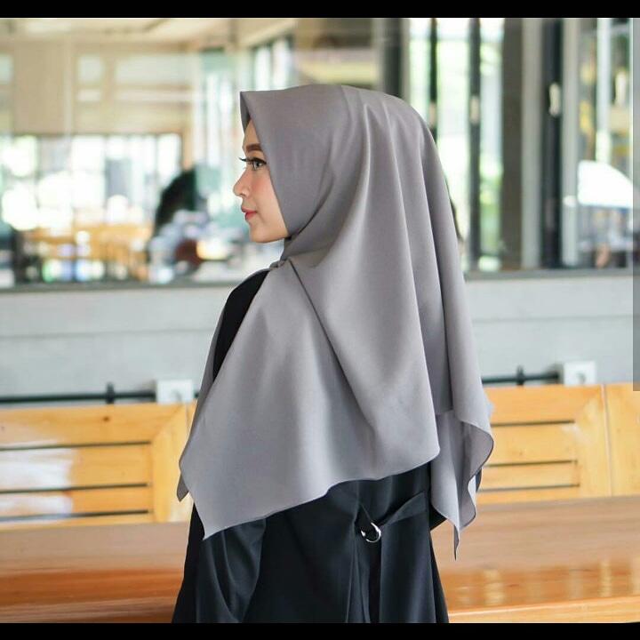 Promo Jilbab Instan Serba 29 Ribu in Grey