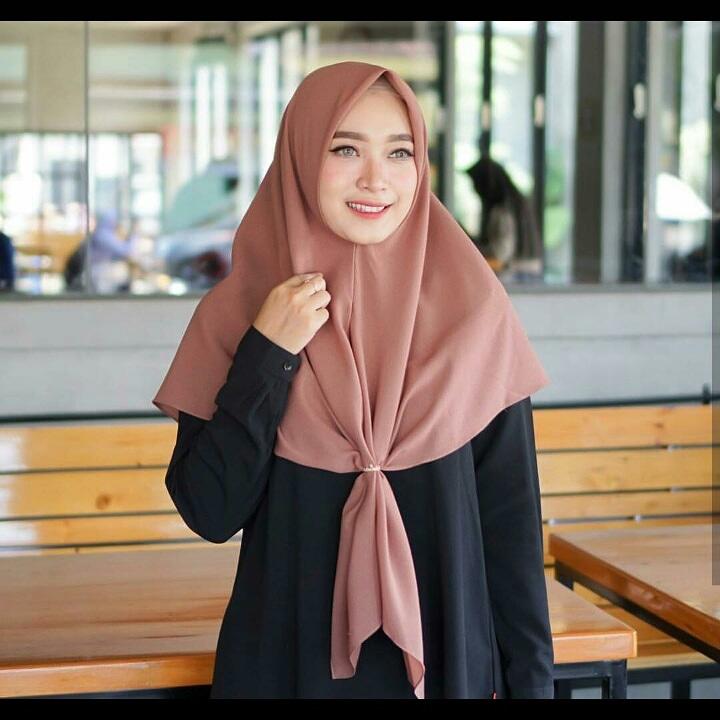Promo Jilbab Instan Serba 29 Ribu in Mocca