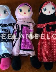Koleksi Boneka Muslimah Limited Edition 60K