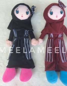 Promo Boneka Muslimah Salur Collection 60K ONLY