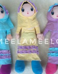 Promo Boneka Muslimah Rimpel Collection 60K ONLY