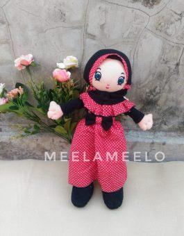 Promo Boneka Muslimah ala Minnie Mouse  60K ONLY
