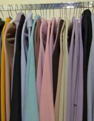Ready Stock Jilbab Segitiga Instant Banyak Warna