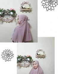 Jilbab Instan Model Tali Terlaris 2019