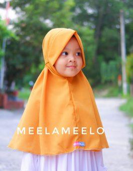 Edisi Promo Jilbab Anak in Orange