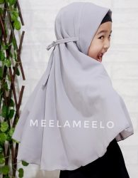 Jilbab Instan Anak Model Tali Terbaru