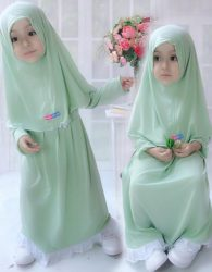 SALE HOT Product Gamis Anak Kekinian